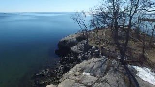 Stamford (CT) United States  city photos : Drone Time | Cove Island | Stamford | CT | USA | 4K |