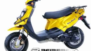1. 2011 Peirspeed Laser R9i - Walkaround, Details