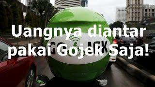 Video Uangnya Diantar Pake Gojek Saja - Penipu via Telepon yang Ditipu Part II (Desember 2015) MP3, 3GP, MP4, WEBM, AVI, FLV September 2018