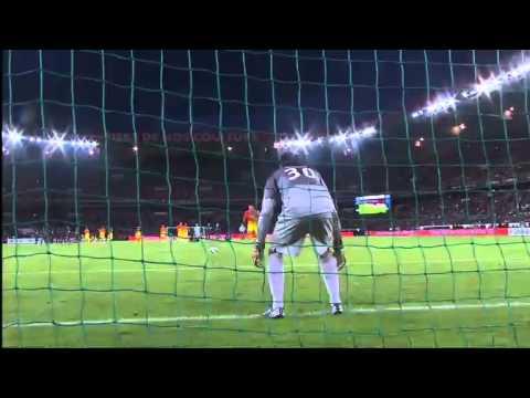 Paris Saint Germain vs FC Barcelona Penalty Shootout 4 August 2012