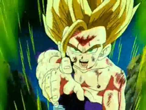 [ Dragon Ball Z ] [ Son Father Kamehame Ha ]  [ Arabic Fandub ]