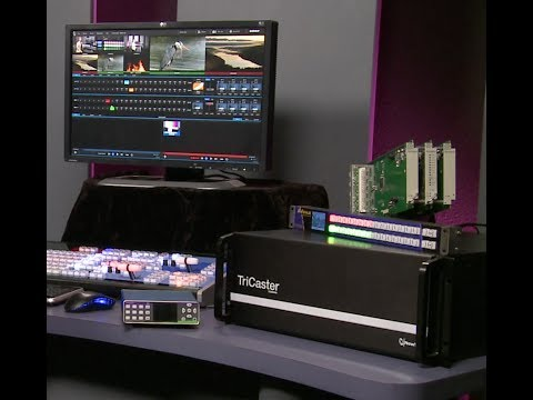 TriCaster Integration Thumbnail