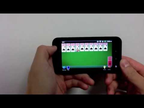 Video of Spider Solitaire