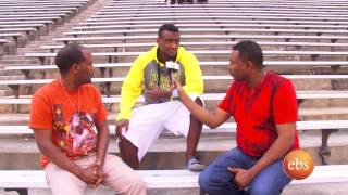 Sport America interview with Hussein Seman