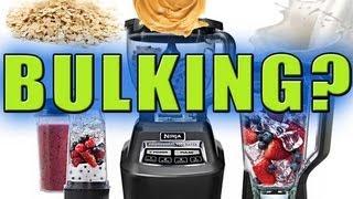 Cheap Homemade Weight Gainer Shake - Bulking Made Easy