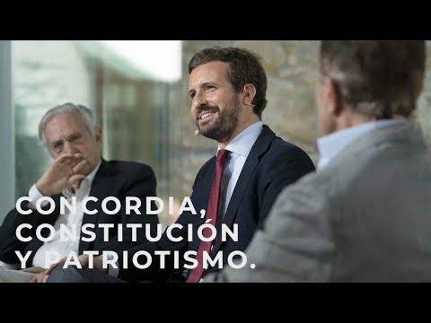 Concordia, Constitución y Patriotismo