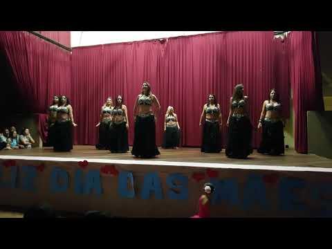 Apresentação Dança do Ventre Ateliê das Artes
