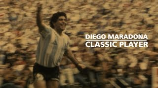 Video #TBT - Diego MARADONA - FIFA Classic Player MP3, 3GP, MP4, WEBM, AVI, FLV Januari 2019