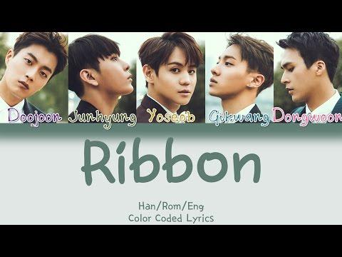 BEAST - Ribbon (리본) [HAN|ROM|ENG Color Coded Lyrics]