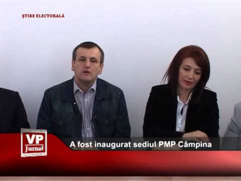 A fost inaugurat sediul PMP Câmpina