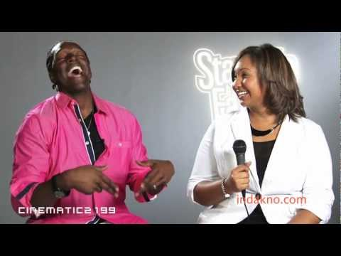 Comedian Dean Edwards - Interview in Atlanta