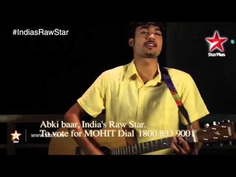 India's Raw Star: Vote for Raw Star Mohit Gaur! 17 September 2014 01 PM
