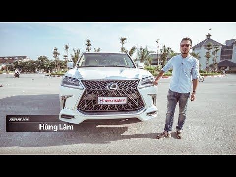 Lái thử bản Super Sport của Lexus LX570 giá 10 tỷ đồng |XEHAY.VN| - Thời lượng: 24 phút.