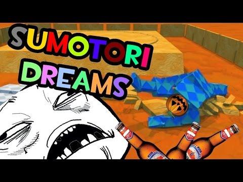 Самые смешные игры - Sumotori Dreams - Пора бросать