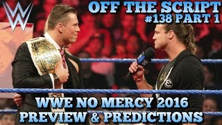 Nonton Wwe No Mercy 2016 Preview  Predictions   Full Card Analysis   Wwe Off The Script  138 Part 1 Film Subtitle Indonesia Streaming Movie Download