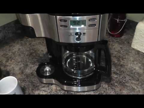 Hamilton Beach 49980 Two Way Brewer Single Serve and 12-cup Coffee Review