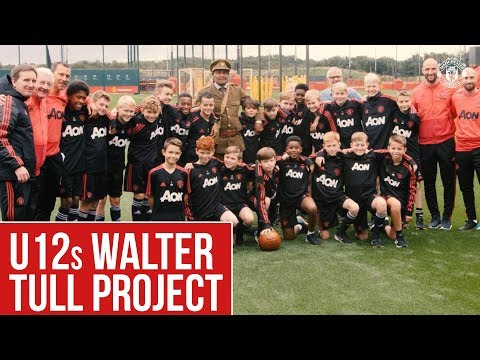 Manchester United Academy | First World War Walter Tull Project