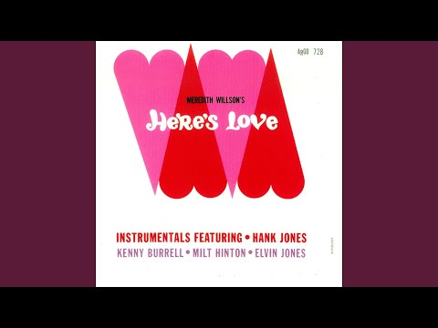 Hank Jones feat Kenny Burrell, Milt Hinton, Elvin Jones- Here's Love