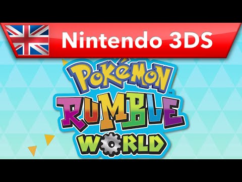 pokemon rumble world trailer