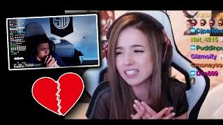 Myth REACTS to Pokimane Watching Him Being Heartbroken After Rejecting To Play Fortnite