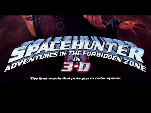 Ray Retro - Spacehunter: Adventures In The Forbidden Zone (1983)