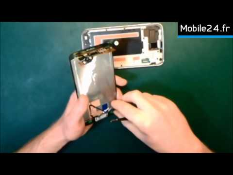 comment reparer galaxy s5