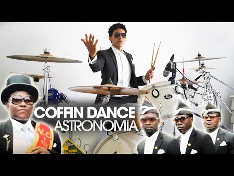 Coffin Dance (Astronomia) - Drum Cover | Alejandro Sifuentes