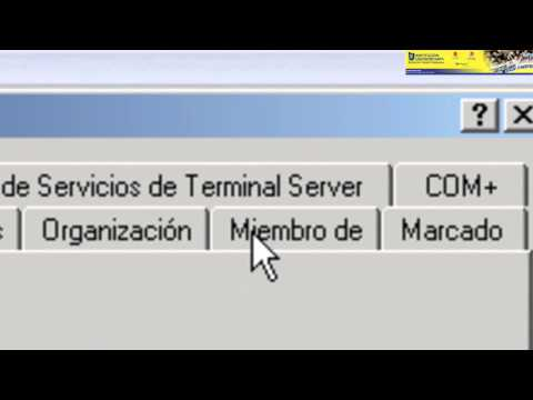 TUTORIAL WINDOWS SERVER 2003