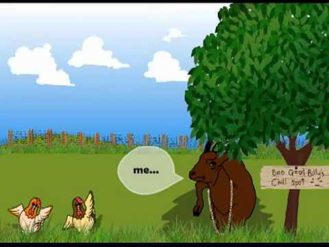 Bad Goat Billy from Baza [Mek Mi Mutton] (Music Video)