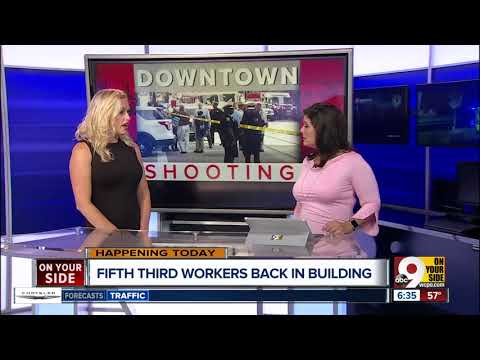Fifth Third Employees Return To Work