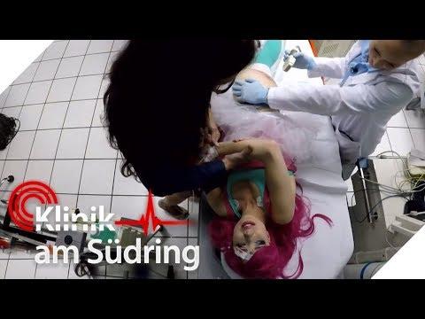 Horror-OP: Silikon aus dem Baumarkt in den Po gespritzt   Klinik am Südring   SAT.1 TV