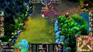 (HD155) Kings of Europe Pools Day - League Of Legends Replay [FR] Part 3/4