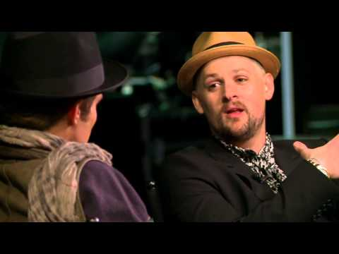 Joel Madden - Watch as Danny & Joel take time out from rehearsing and get to know each other a little better. What will Danny want to ask his coach and mentor? See more at...