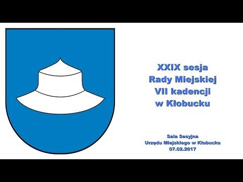 Odbyła się XXIX sesja Rady Miejskiej w Kłobucku
