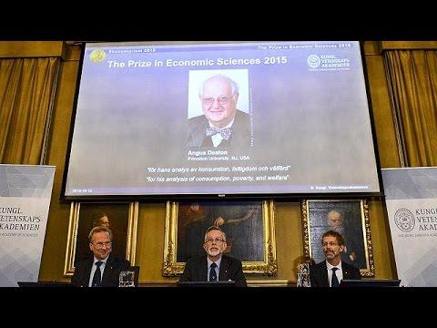 Στον Άνγκους Ντίτον το Νόμπελ Οικονομίας 2015