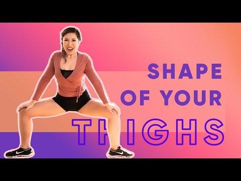 캐시언니의 허벅지 단련하는 운동