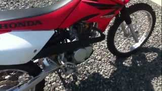 10. Crf100 review