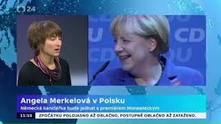 Merkelová v oslabení?