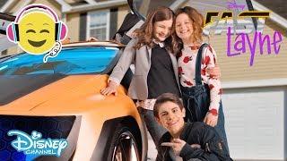 Video Fast Layne   NEW! Theme Song 🎶   Disney Channel UK MP3, 3GP, MP4, WEBM, AVI, FLV Juni 2019