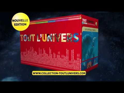 Collection TOUT L'UNIVERS : l'encyclopédie des enfants !
