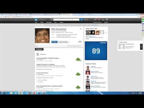 LinkedIn Xray Search – Webinar