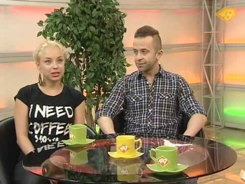 Елена Яткина и Виталий Клименко 25.05.13 (видео)