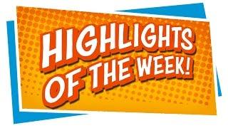 Highlights of the Week! - October Weeks 4-5