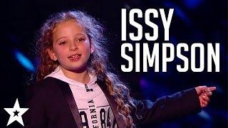 Video Issy Simpson | ALL Performances | Britain's Got Talent MP3, 3GP, MP4, WEBM, AVI, FLV Oktober 2018
