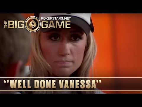 The One Where Vanessa Rousso Shuts Up Tony G | PokerStars (видео)