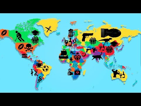 Maps That Will CHANGE The Way You See The WORLD!