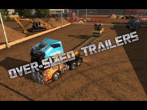 Oversize Trailer (Update) V1.22