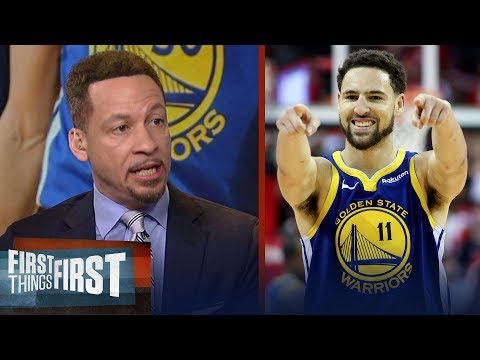 Warriors proved they can win without KD & Harden's future - Broussard | NBA | FIRST THINGS FIRST