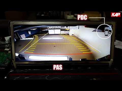 Mercedes-Benz S-Class (w222) PAS/PDC update!