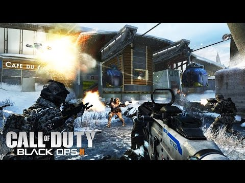 Call Of Duty Black Ops 2 Shotguns & Snipers   BO2 Multiplayer Domination, Party Games